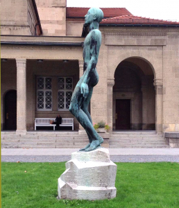 Balance statue
